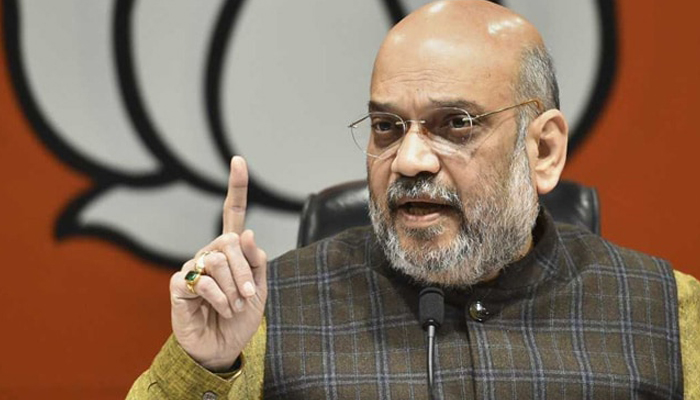 Intend to expel illegal immigrants from entire country: Amit Shah