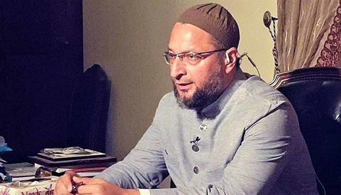 Pak PM has no right to interfere in Indian elections: Owaisi