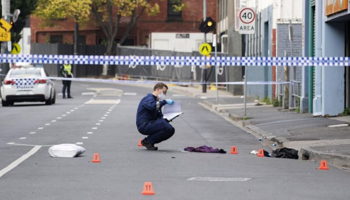 Two critical in Australia shooting outside nightclub