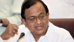 People will vote for country where the mind is without fear: Chidambaram