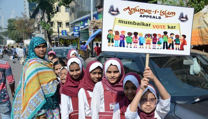 Children roped-in to convince parents to vote in LS polls