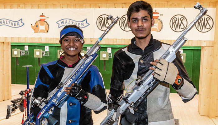 With silver, Divyansh secures India's fourth Olympic quota in shooting