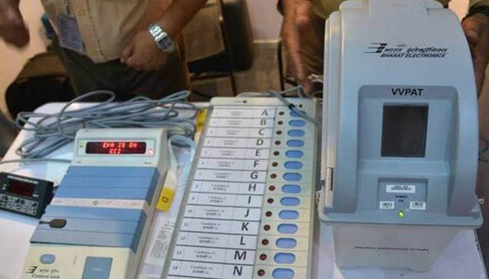 Lok Sabha: EVM glitches reported from Maharashtra polling booths