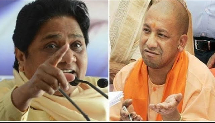 Doing lathi-charge on Opposition Parties is shameful: Mayawati