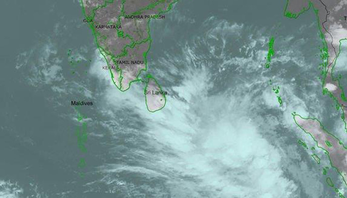Tamil Nadu and Andhra Pradesh to be hit by cyclone 'Fani' by April 30