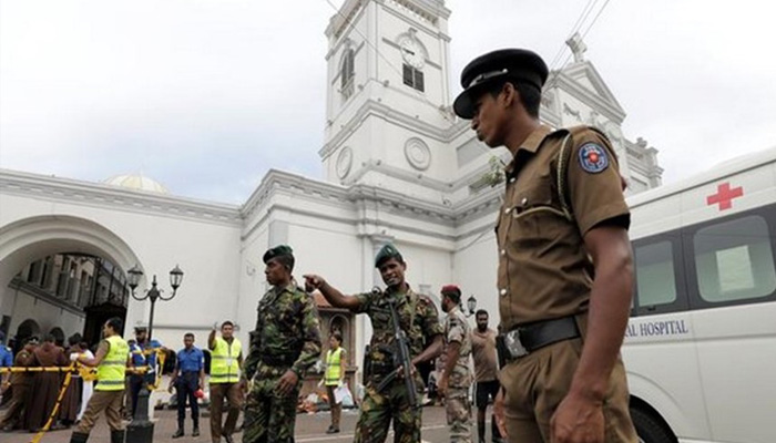 ISIS claims three militants killed in gunfire with security forces in Sri Lanka