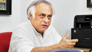 DC grants exemption from appearance to Jairam in defamation case