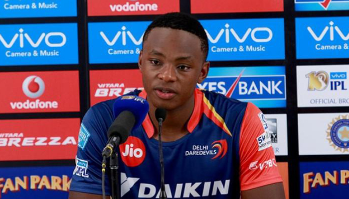 Rabada leads clinical bowling display in DC's 39-run win over SRH