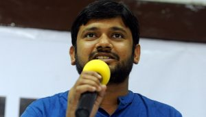 I am with commoners, ruling party with rich: Kanhaiya in Bihar
