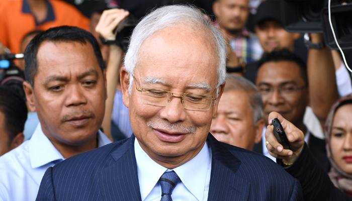 Malaysia former PM Najib to go on trial for corruption
