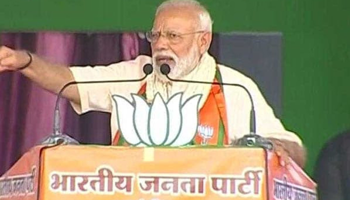 Congress insulted voters by questioning BJPs massive win: PM Modi