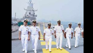 Navy to hold 2-day painting exhibition 'Dhanak' in Mumbai