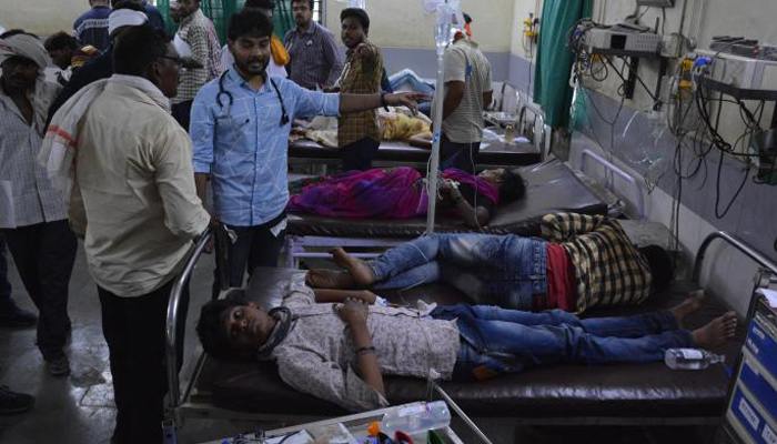 Maha: Over 100 hospitalised for food poisoning in Akola