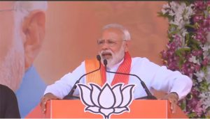 Modi asks BJP MPs to play lead role in development of constituency