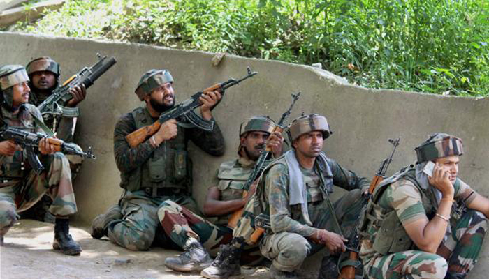 Pakistan Violates Ceasefire, shells forward areas in Poonch