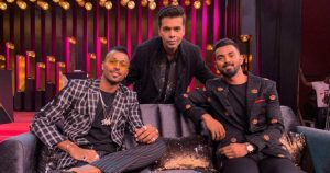Pandya, Rahul fined Rs 20 lakh each for their sexist comments