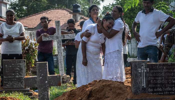 Sri Lanka death toll revision grim sign of Easter bombings force
