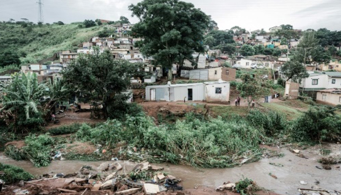 South Africa floods, mudslides kill 33, many children reported missing