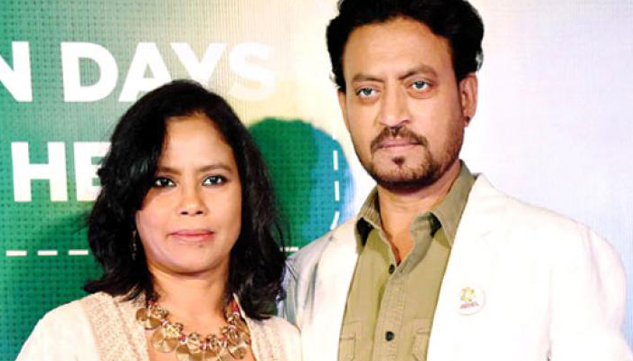 Irrfan's wife writes heartfelt message about 'longest year' of their life