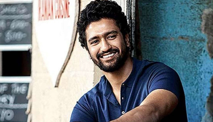 Vicky Kaushal injured while shooting for an action sequence on set