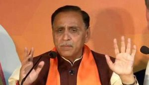 Rahul Gandhi's image now worse than in 2014: Vijay Rupani