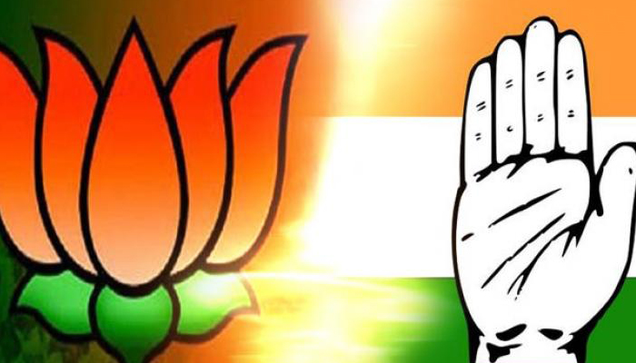 Congress leaving no stone unturned to get India burnt & destroyed: BJP
