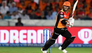 Brilliant Warner hands Sunrisers 45-run win over Kings XI