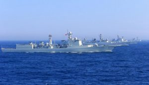 China trying to create its own globally decisive naval force: Pentagon