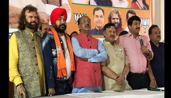 BJP turns a celebrity hub, one more from Bollywood joins party