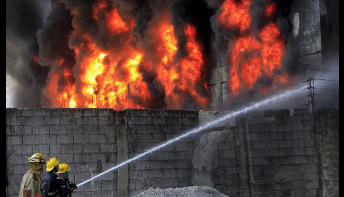 UP: Fire in 3 paper factories; properties, raw material worth crores gutted