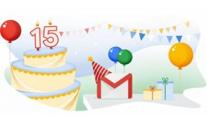 Gmail introduces new features as it turns 15 on Monday
