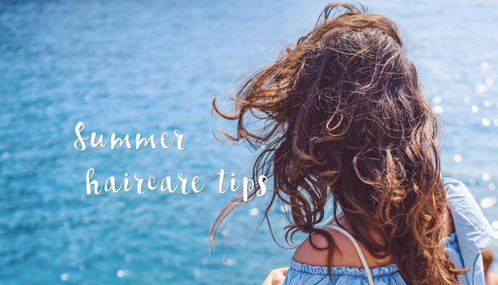 Follow these tips to retain the beauty of your hair this summer