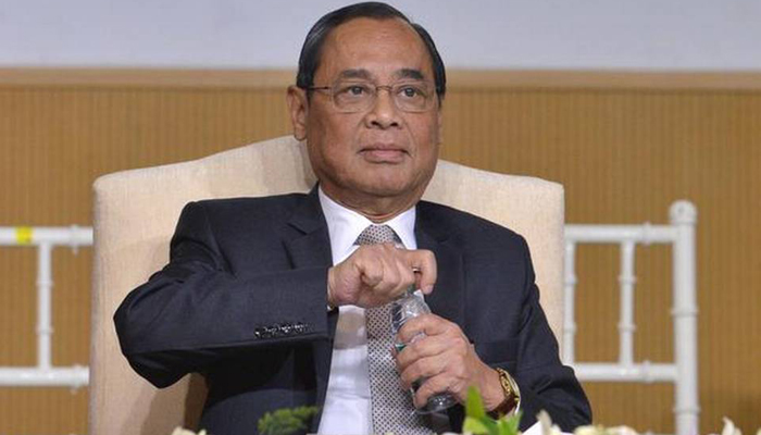Justice Gogoi refutes allegations, SC says bigger force behind it
