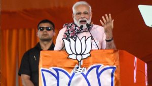 BJP claims NLFT campaigning in favour of Congress in Tripura