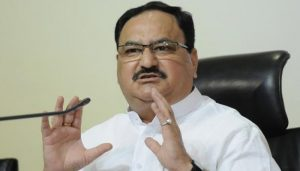 Nadda takes dig at Sonia for her video message; asks her to take care of her health