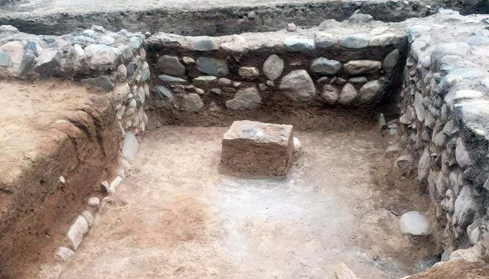 Pak archaeologists discover metal workshop from Indo-Greek era