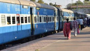 Around 1.71 lakh theft cases reported by railway passengers in last 10 years