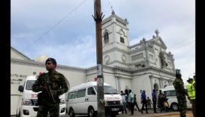 Multiple blasts rock Sri Lanka on Easter; 207 killed, around 500 injured
