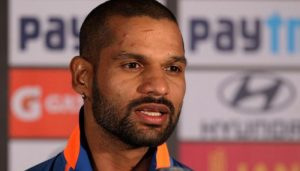India have strong side for World Cup, says Dhawan