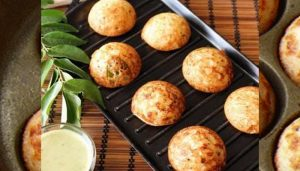 Not in a mood for oily items? Try these quick no-oil rava appams