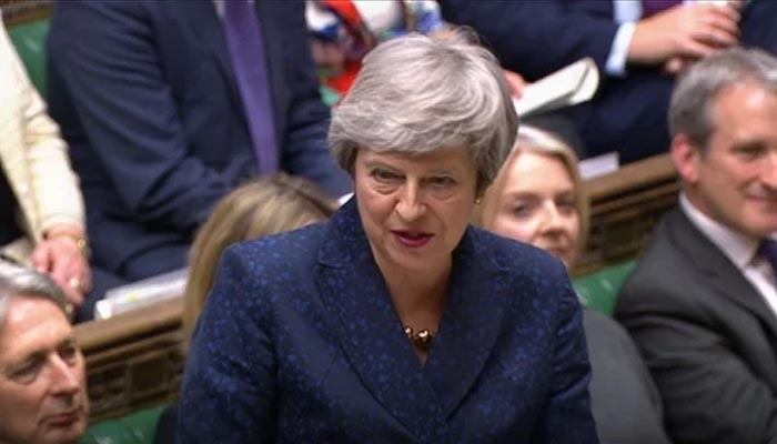 Britain: Theresa Mays government to put forward Brexit bill in June