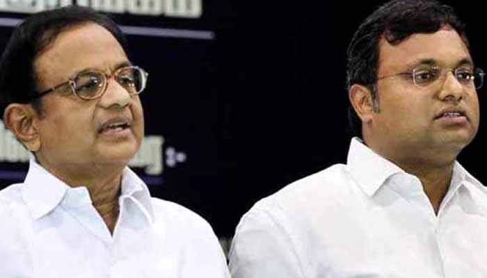 Delhi court extends protection from arrest to Chidambaram, son in Aircel-Maxis case