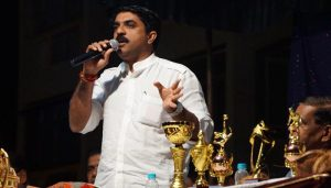 Pro-merger people running Goa govt: Vijai Sardesai