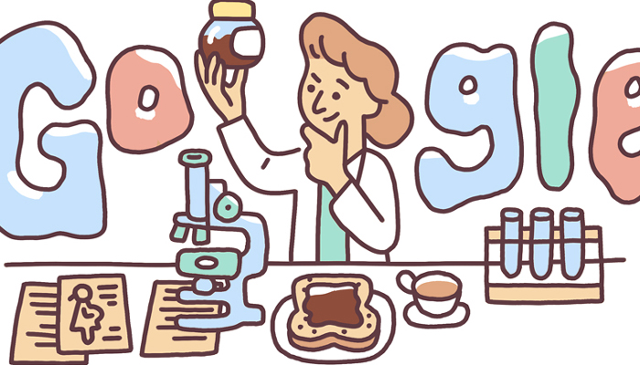 Google-Doodle pays homage to Haematologist Lucy Wills