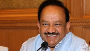 Deaths due to TB down by 19 pc from 2010-2018: Harsh Vardhan