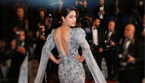 Hina Khan's Cannes look gets her all the praises from the fashion critics