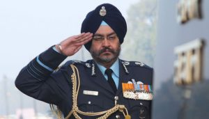 IAF Chief Dhanoa appointed as new chairman of chiefs of staff committee