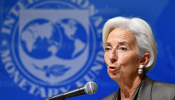 IMF chief says US-China tensions threat to world economy