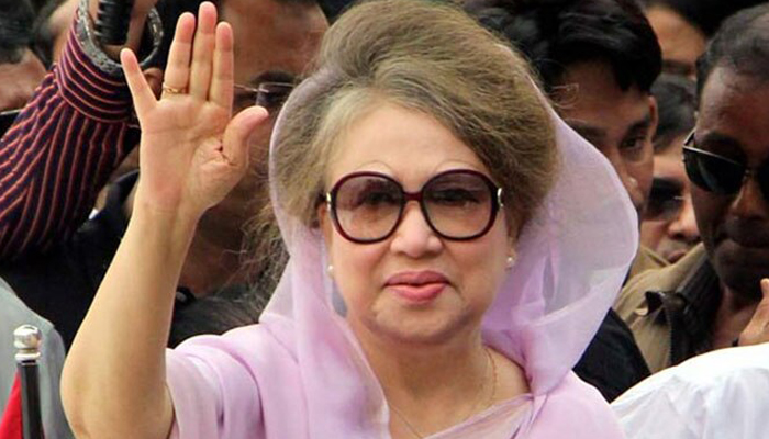 Bangladesh ex-PM Zia trapped between life and death: BNP