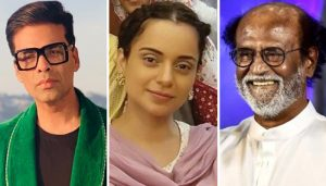 Who's who of Bollywood attend Narendra Modi's swearing-in ceremony
